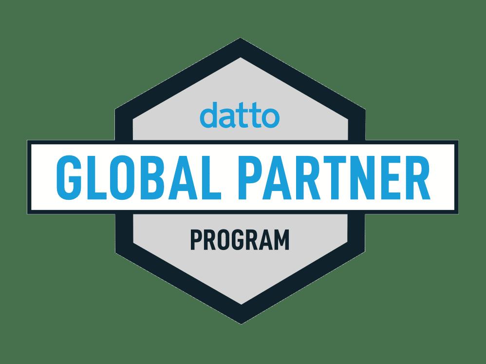 Hexagon-version of the Datto logo